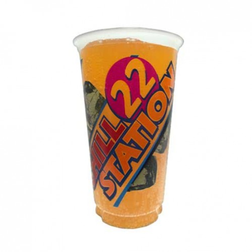 Chill Station Plastic Cups - 22 oz