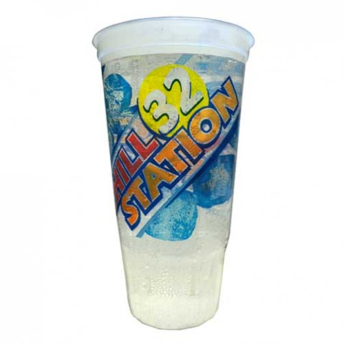 Chill Station Plastic Cups - 32 oz