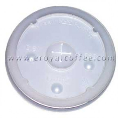 L16BL Lids for Royal Ice 16 oz Paper Cups